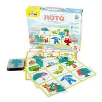 Лото пластик Силуэты серия 10KOR PLASTIC 04007