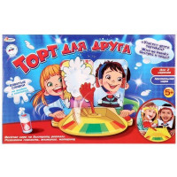 Игра наст. Торт для друга 1633263-BR