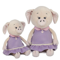 Свинка Наденька В платье 26 см MT-MRT031807-26