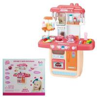 """Игровой центр  IT106409 Кухня.вода, настоящий пар,продукты меняют цвет,откр. дверца """"Girl's club"""""""