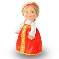 Веснушка в русском костюме (девочка)
