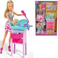 Штеффи Кукла с двумя собачками 5733266