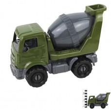 Автомобиль Ярослав Бетоновоз Военный 16см И-4539
