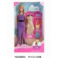 Кукла 99264 Anlily с аксесс. в кор.