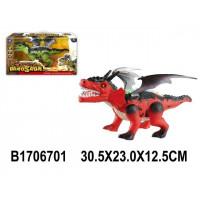 Динозавр 136F на бат., в кор.