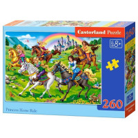 Пазл 260 MIDI Верховая езда В2-27507 Castor Land
