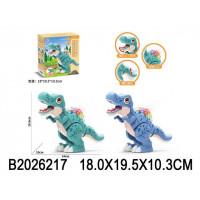 Динозавр 3368 на бат. подсветка, звук в кор.