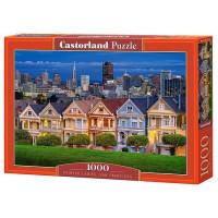 Пазл 1000 Расписные леди С-103751 Castor Land