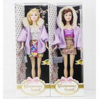 Кукла 8813-А Sariel в пальто в кор.