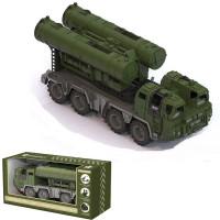 Ракетная установка Щит 259/1 Норд /4/ стреляет шариками в инд. кор.