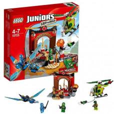 Констр-р LEGO 10725 Джуниорс Затерянный храм