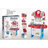 Игровой набор 19R-WD Кухня с водичкой в кор.