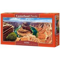 Пазл 600 Гранд Каньон.США В-60122 Castor Land