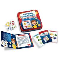 Игра Логика с пеленок (жестяная коробочка) 03560
