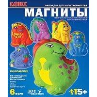 Набор ДТ Магнит Динозаврики М-010 Lori