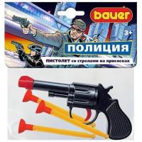 Пистолет Bauer 727 Полицейский со стрелами на присосках