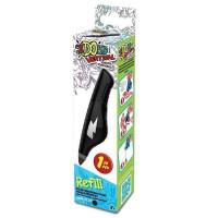 Набор ДТ Картридж для 3Д ручки Вертикаль, цвет черный 161069