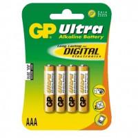Элемент питания GP LR-03  Ultra Digital Bl*4 / цена за 1 шт /
