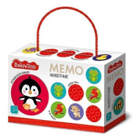Игра МЕМО Животные Вaby Toys 04051