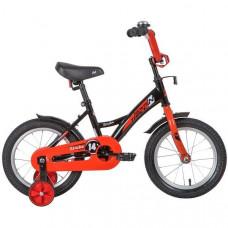 "Велосипед 2-х 14"" STRIKE черно-красный 143STRIKE.BKR20"