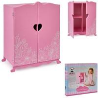 Шкаф с дизайнерским цветочным принтом 72419
