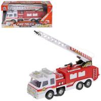 Машина на бат. SY752 Пожарная с водичкой в кор.