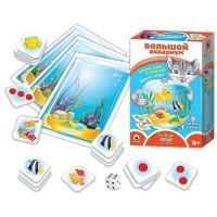 Игра Большой аквариум 02046
