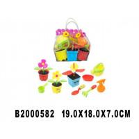Игровой набор 104 Маленький садовник в сумке