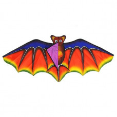 Воздушный змей 120см 141-888Р Летучая мышь