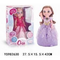 Кукла 69049 Оля интерактивная, танцует, поет, рассказ стихи и сказки, в кор.