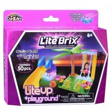 Констр-р Girls Пикник и Игровая площадка 35752 Lite Brix