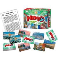 Игра Фото-мемо Природные чудеса России 03460