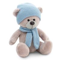 Медведь Топтыжкин серый: шапка/шарф MA1996/17