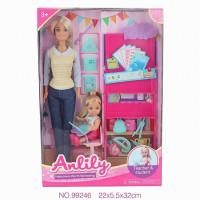 Кукла 99246 Anlily учитель с аксесс., в кор.