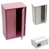 Шкаф для кукол 390*250*145 цвет в ассортименте ШКД-10