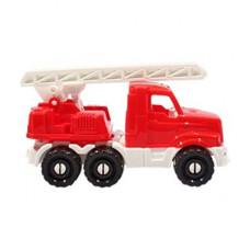 Автомобиль Добрыня Пожарная Красная 20см И-5188