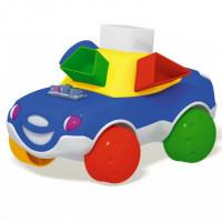 Логич.игрушка Машинка-сортер 01370 /40/