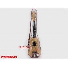 Гитара 2508В струнная в чехле