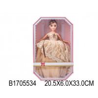 Кукла 7721-6 с аксесс. в кор.