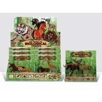 Набор животных 9899-127QSS в кор.