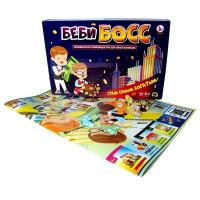 Игра Беби Босс.для развития памяти и внимания с карточками Р2701