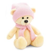 Медведь Топтыжкин желтый: шапка/шарф MA1994/17