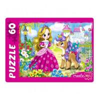 Пазл 60 Принцесса и пони №4 П60-2926