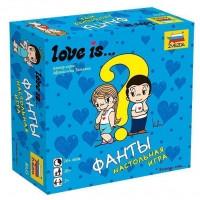 Игра Love is Фанты 8955