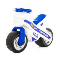 Каталка-мотоцикл МХ Полиция 80622 П-Е /1/