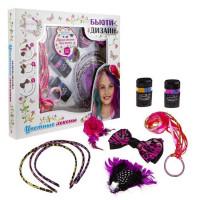 Набор Цветные Локоны для дизайна волос Т16788 LUCKY