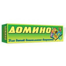 Домино Герои мультфильмов мал. 00003 /28/