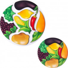 Дер. Пазл овощи 109105