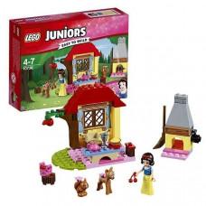 Констр-р LEGO 10738 Джуниорс Лесной домик Белоснежки