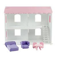Дом Карамель с мебелью 6 предметов PD218-03